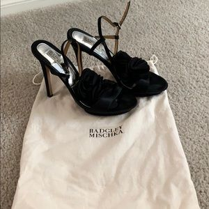 Badgley Mischka Rose Heels